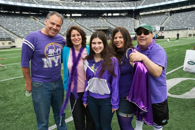 The 2013 ALR Walkathon at Metlife Stadium